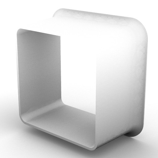 Cad 3D Free Model listone_giordano  mdr_acc2