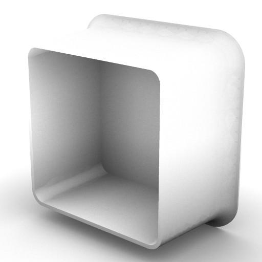 Cad 3D Free Model listone_giordano  mdr_acc3