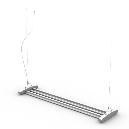 Cad 3D Free Model metal_spot  61010