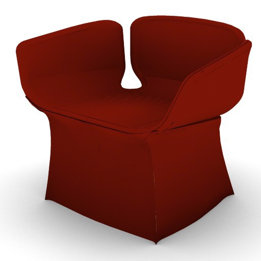Cad 3D Free Model moroso  bloomy_001