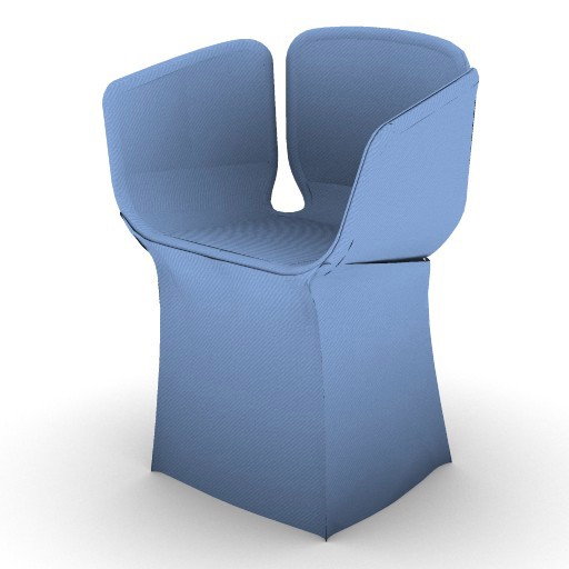 Cad 3D Free Model moroso  bloomy_050