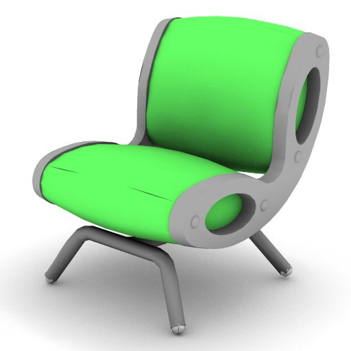 Cad 3D Free Model moroso  gluon_001