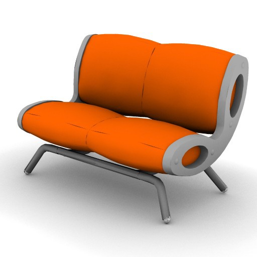 Cad 3D Free Model moroso  gluon_002