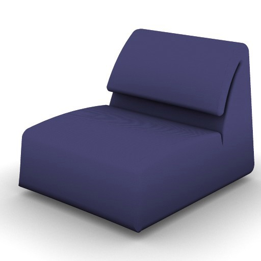 Cad 3D Free Model moroso  highlands_06c