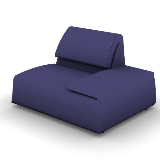 Cad 3D Free Model moroso  highlands_06d