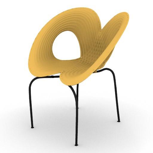 Cad 3D Free Model Moroso  ripple