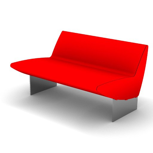Cad 3D Free Model moroso  serpentine_0w7