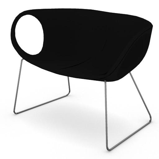 Cad 3D Free Model Moroso  smock_001