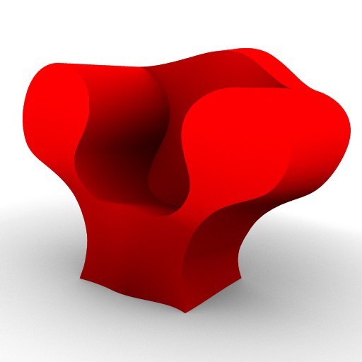 Cad 3D Free Model moroso  the_big_e