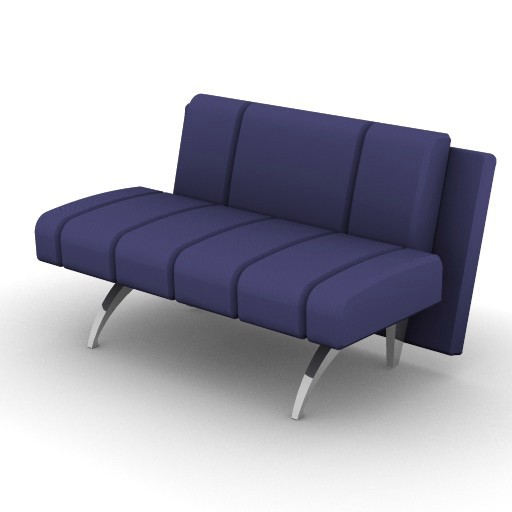 Cad 3D Free Model moroso  waiting_04c