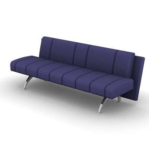 Cad 3D Free Model moroso  waiting_04d