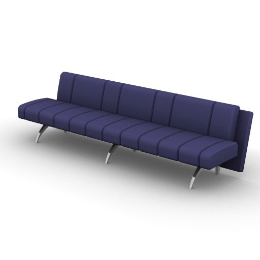 Cad 3D Free Model moroso  waiting_04e