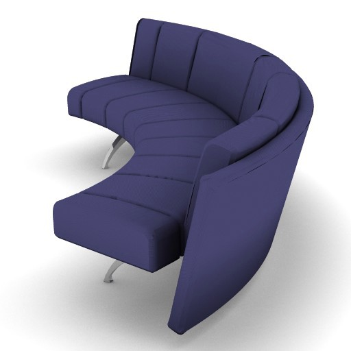 Cad 3D Free Model moroso  waiting_04h