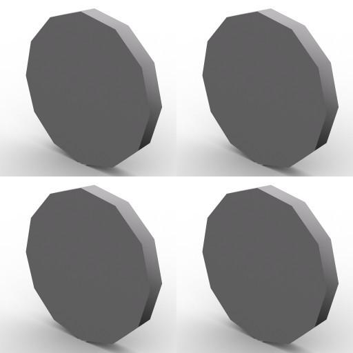 Cad 3D Free Model oec Direzionali Summit 3.contenitori  serrature