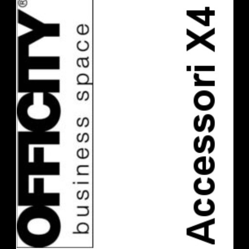 Cad 3D Free Model officity  x4_accessori