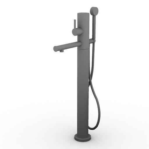 Cad 3D Free Model oras  8550