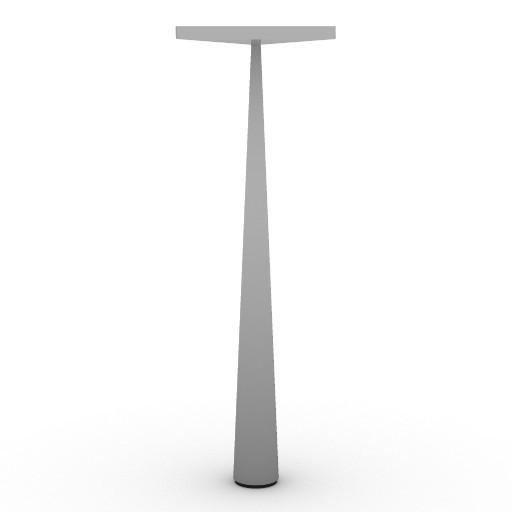 Cad 3D Free Model prandina  equilibre_f3