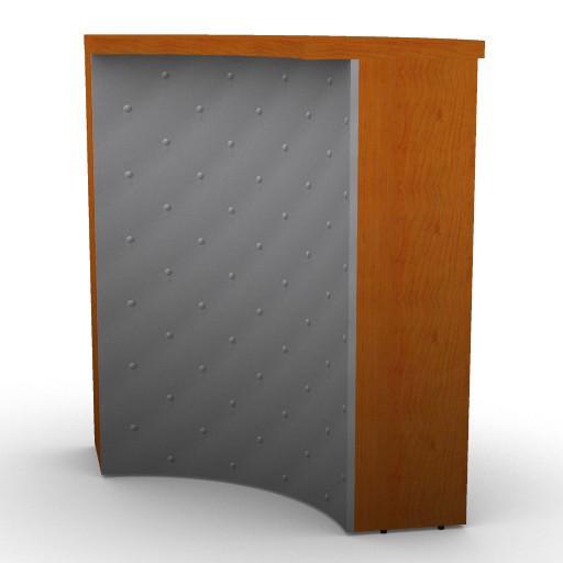 Cad 3D Free Model quadrifoglio Reception  recu003
