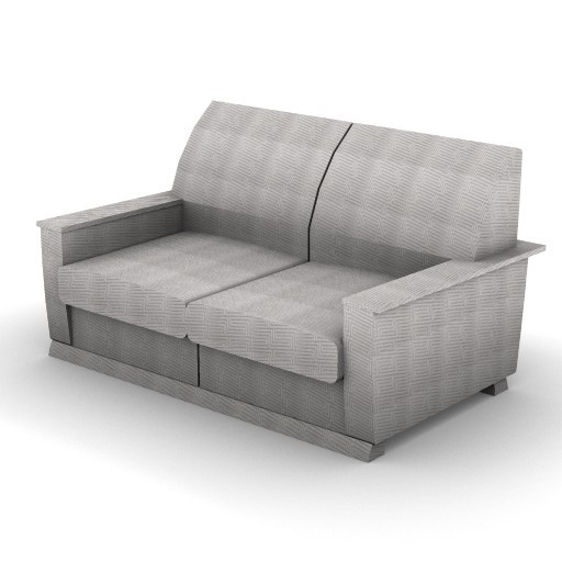 Cad 3D Free Model Versace_home  embrace_sofa
