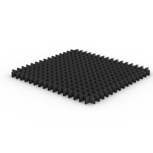 Cad 3D Free Model vima  pann_01